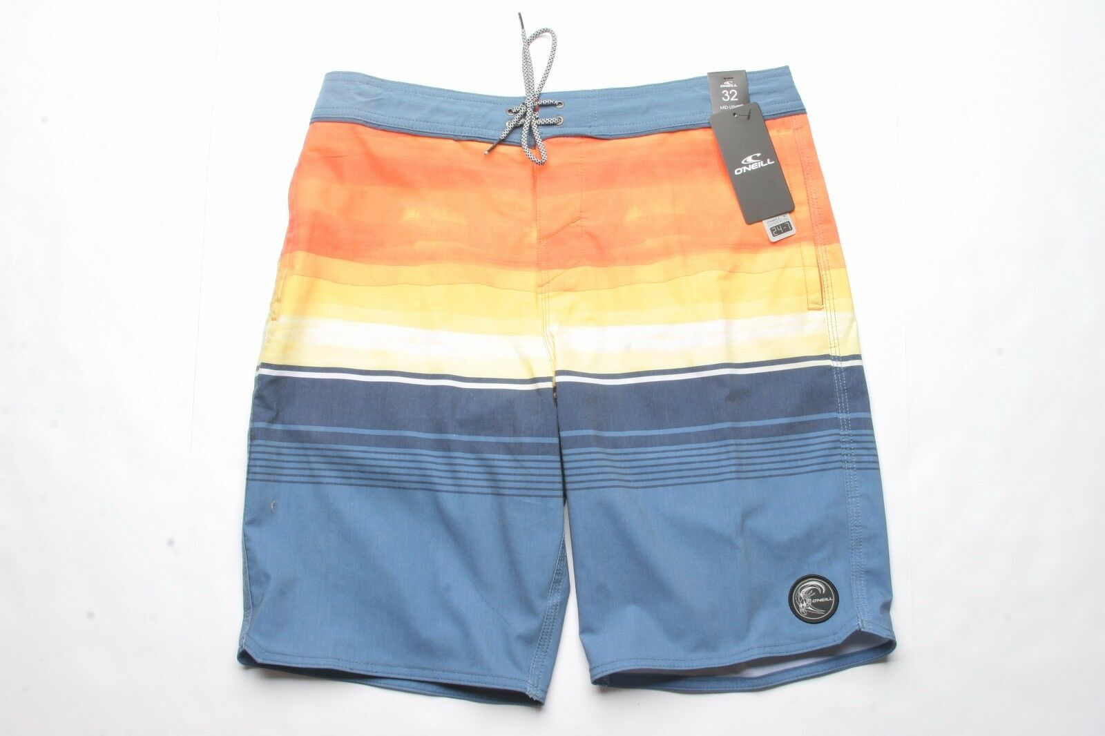 O'Neill Hyperfreak Source 24-7 Boardshort (32) Dark bluee