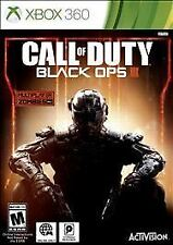 Call of Duty Black Ops III 3 GAME Microsoft Xbox 360 COD BO3 BOIII GAME