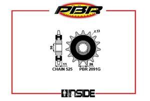 PBR-2091-PIGNONE-SILENZIATO-16-Z-P-525-YAMAHA-MT-09-TRACER-900-2016