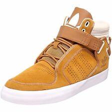 Adidas Originals Adi-Rise Mid Retro Sneaker,WheatChalkWhite Mens Sz 13 G22579