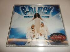 CD  C-Block - Broken Wings/Being Raised