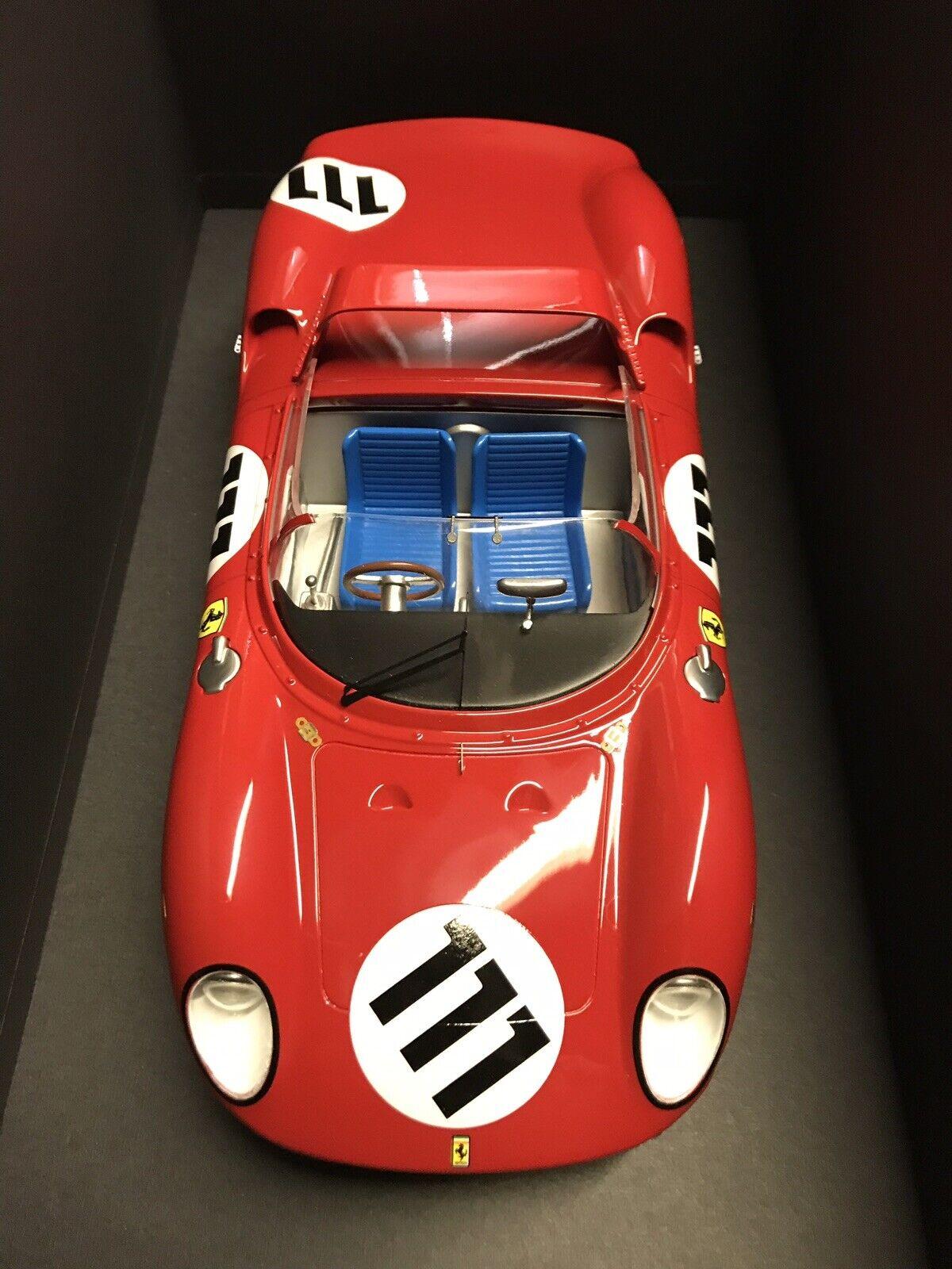 Tecnomodel Ferrari 250 P Nurburgring  18 NIB +