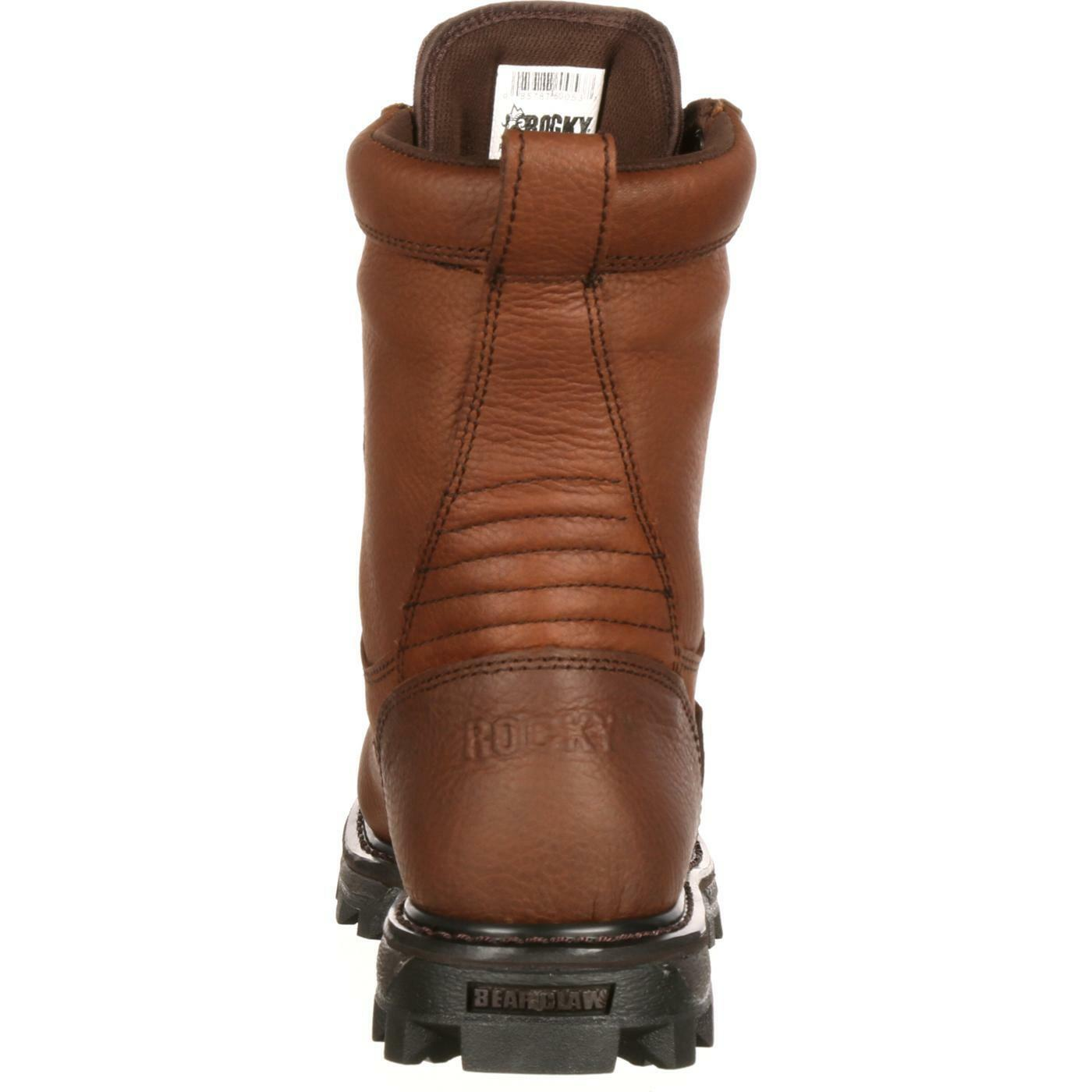 ROCKY BEARCLAW 3D 200G INSULATED G-TEX OUTDOOR Stiefel Stiefel Stiefel 9237  ALL GrößeS - NEW 06a338