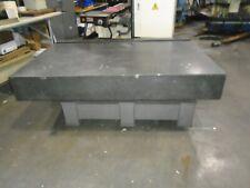 Mitutoyo Cmm Granite Surface Plate 76 X 52 X 10 Thick