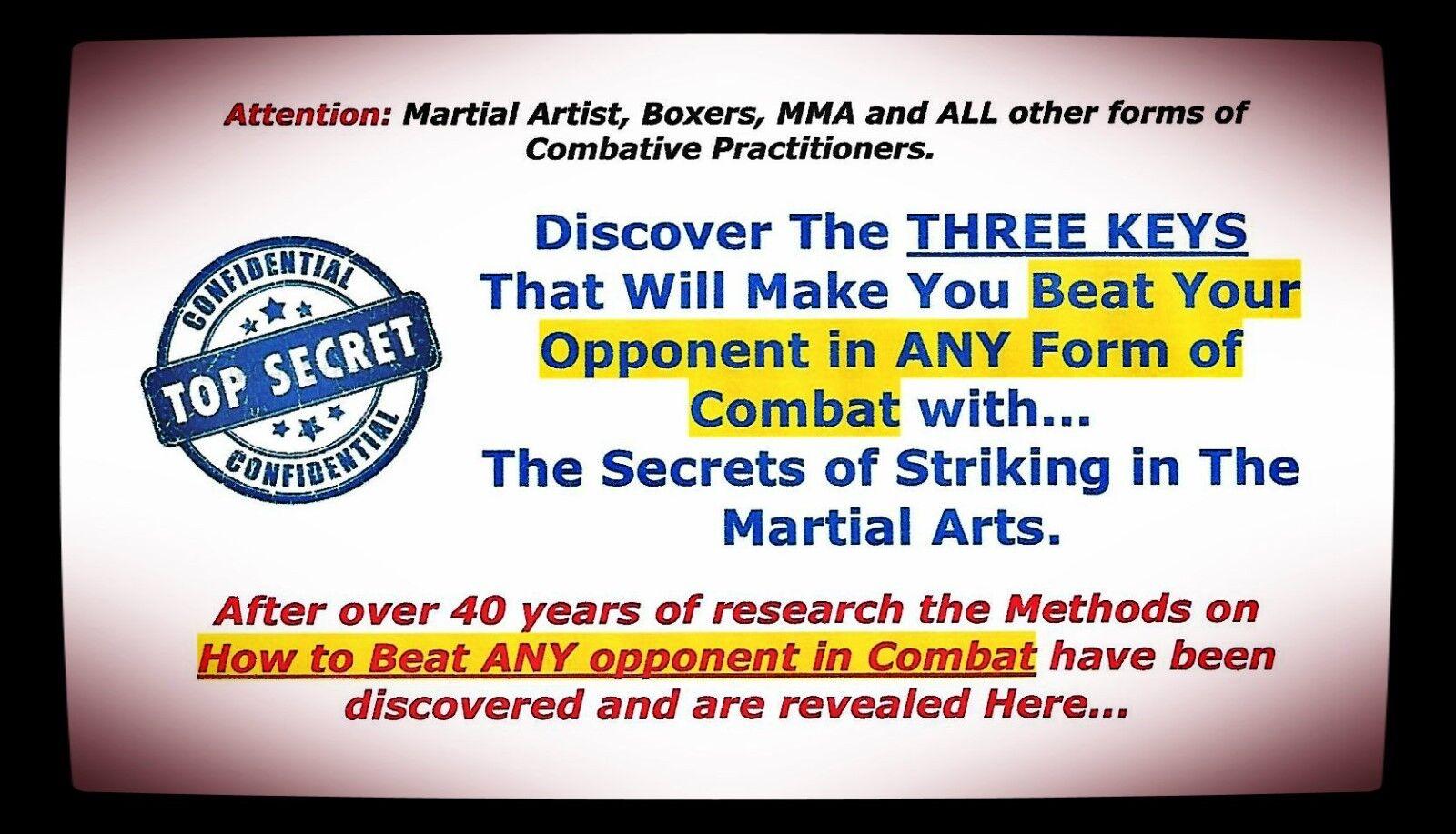 Kempo Karate, Artes Marciales secretos llamativo reveló-gran  maestro Jim Brassard  barato en línea