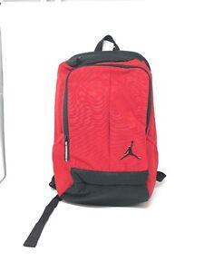 Nike Jumpman Backpack Air Jordan Black Red Elephant Laptop Tablet ... 0d7d7dba999e8