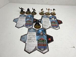Heroscape-Rise-of-the-Valkyrie-Vydar-Agents-Lot-Carr-Krav-Maga-Nakita