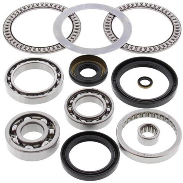 All Ballsdifferential Bearing And Seal Kit