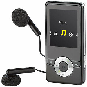 auvisio mp3 video player dmp 320 m mit ukw radio ebay. Black Bedroom Furniture Sets. Home Design Ideas