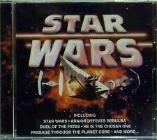 OST 'STAR WARS COLLECTION' 17-TRACK CD SEALED