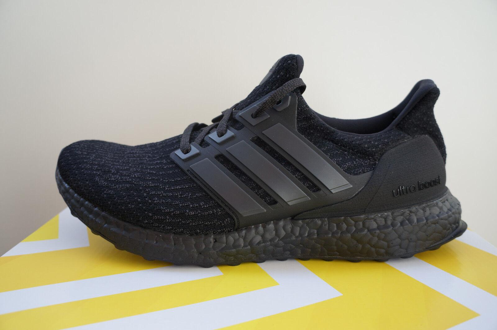 Adidas ultraboost 3.0 triple negro all (40-44) Boost ultra cg3038 negro