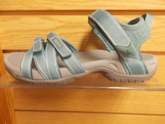 20cc8ac76654 WOMEN S TEVA TIRRA SANDAL FOR WATER OR WALKING ATLANTIC BLUE NEW MULTIPLE  SIZES
