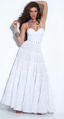 By Alina Damenkleid Partykleid Abendkleid Strandkleid Galakleid 34-38 #B802