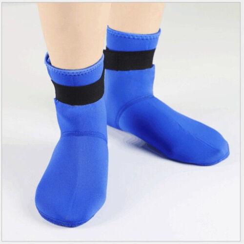 Women Men Kid Water Shoes Aqua Socks Diving Socks Wetsuit Non-slip Swim Beach