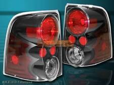 2002 2003 2004 2005 FORD EXPLORER 4DR JDM BLACK  TAIL LIGHTS