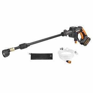 WORX-WG629E-18V-20V-MAX-Cordless-Hydroshot-Portable-Pressure-Cleaner