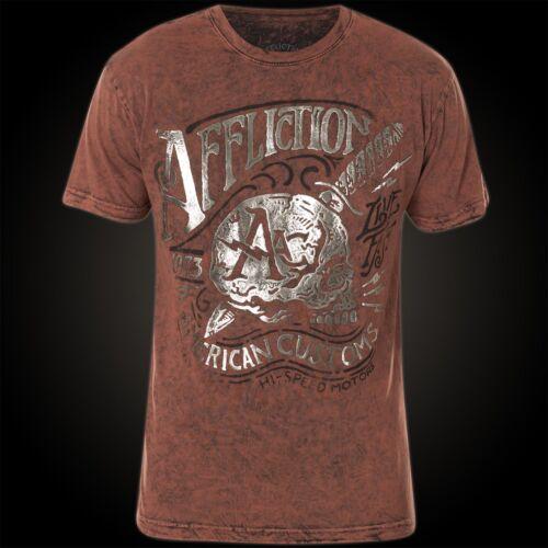 noire T shirts noire T Cut Deep Affliction pourriture shirt Ac wx6afqU