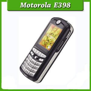 Original-Motorola-E398-Unlocked-Black-amp-White-Mobile-Cell-Phone-GSM