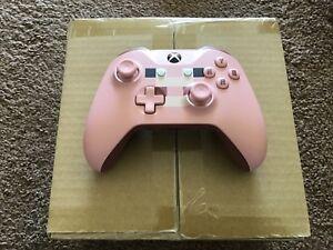 minecraft pig xbox controller ebay