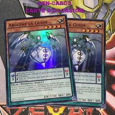 OCCASION Carte Yu Gi Oh ARIADNE LA GUIDE BOSH-FR036 x 2