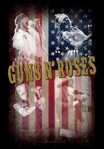 AXL ROSE GUNS N ROSES 30x40 WALL HANGING 52124 FABRIC POSTER