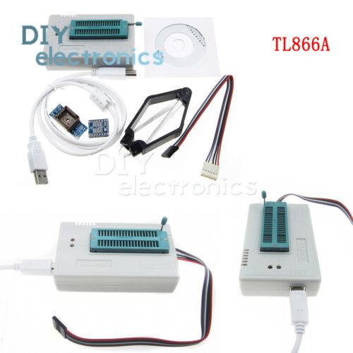 TL866CS//II//A Programmer EPROM EEPROM FLASH BIOS AVR AL PICUS