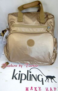 Image Is Loading New W Tag Kipling Audrie Diaper Bag Backpack