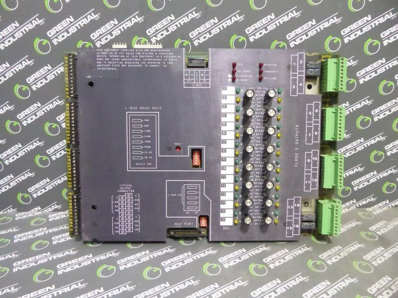 Andover AC256 TRISTATE input// output circuit board