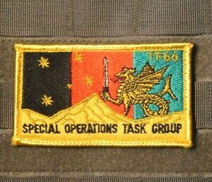 Afghanistan Armée Spéciale Opérations Joint Task Force Group Velkrō Aussie Tf 66