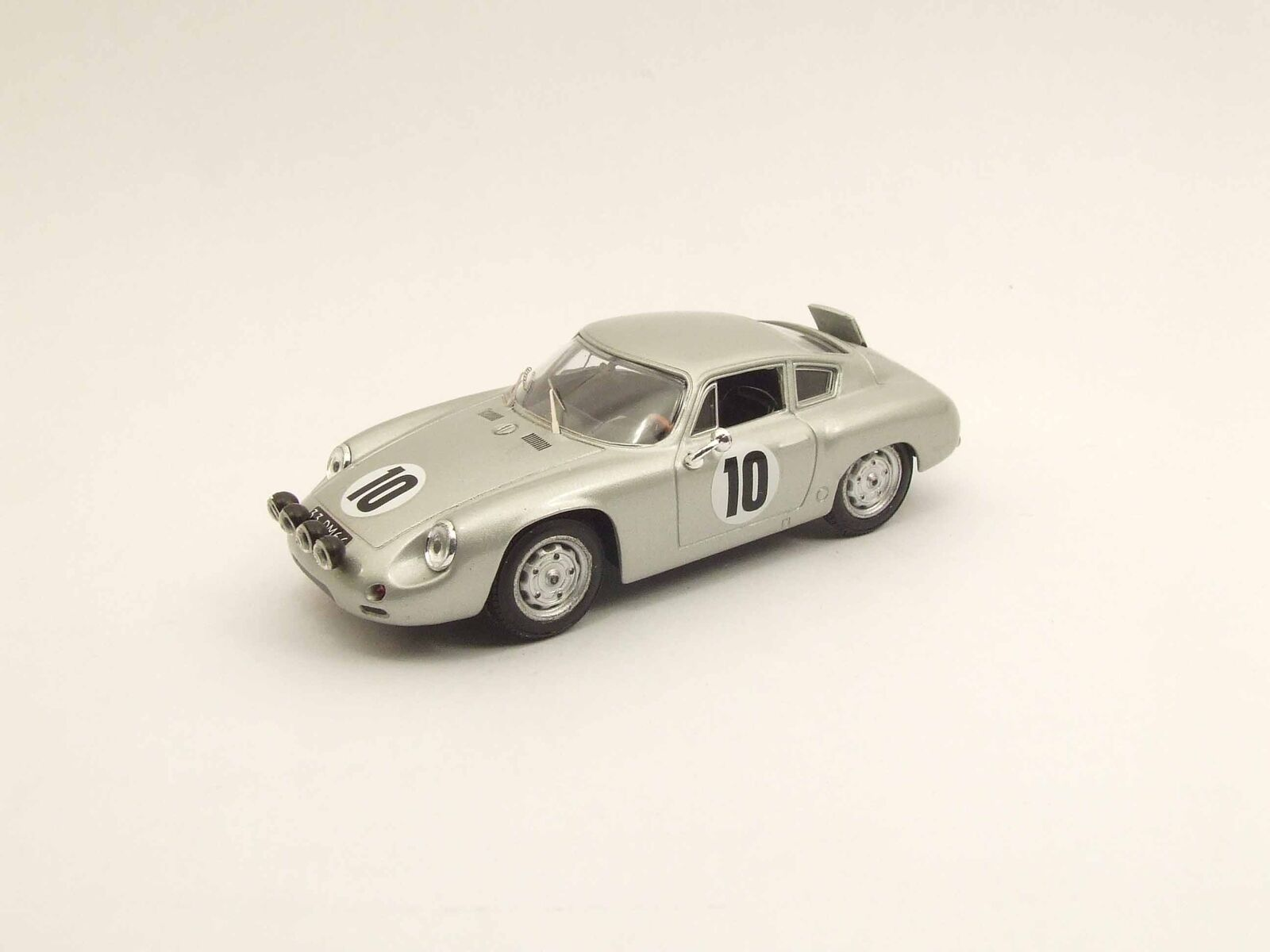 Porsche Abarth Rally Catalunas 1965 Team Pablo Picasso Best 1 43 Be9450  Model