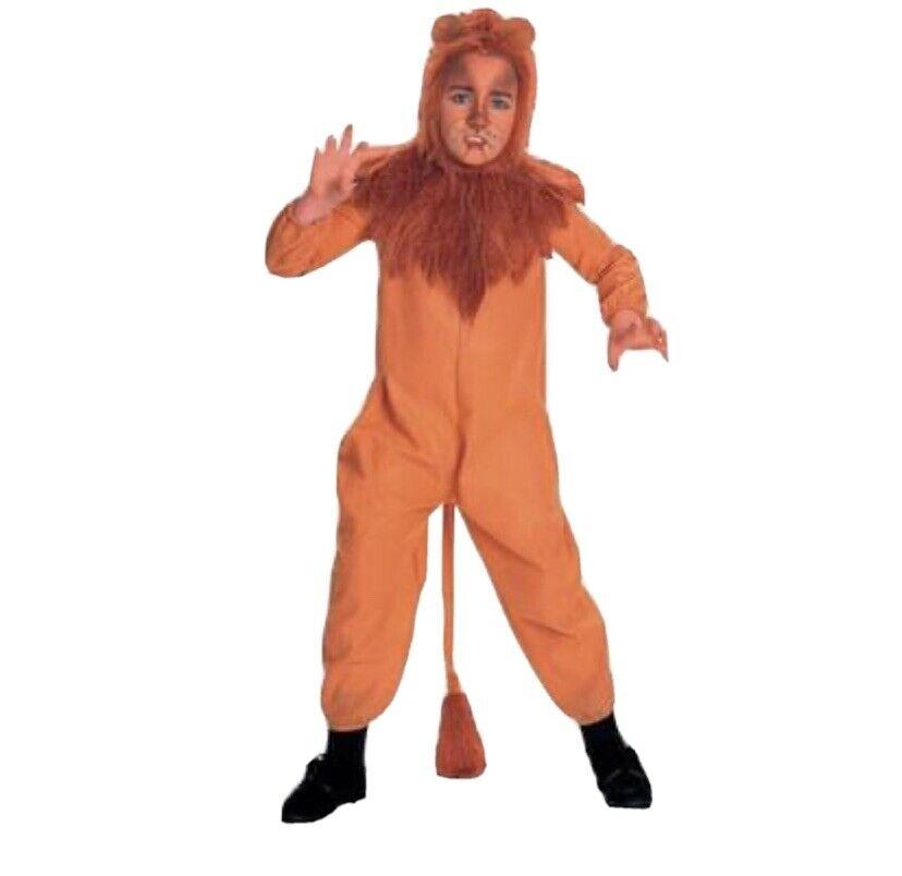 Children Lion costume from wizard of oz Never Worn Size Medium (8-10)