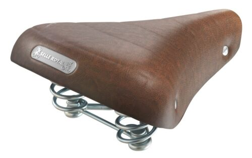 Classic Selle Royal Ondina //// 253x214 mm Fahrrad-Sattel //// Unisex relaxed