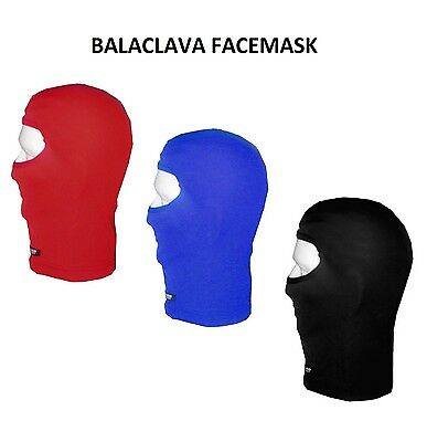 Mens Womens Winter Facemask Ski Mask Snowboarding Cold Gear Offroad Outdoor