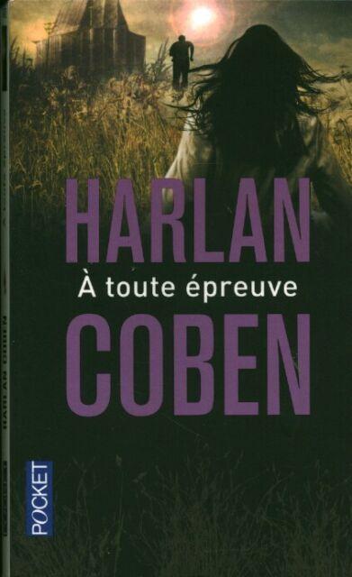 Livre de poche à toutes épreuves Harlan Coben book