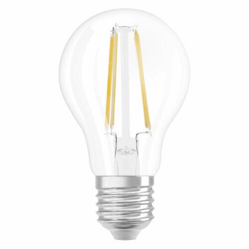 OSRAM LED STAR STEP Remote A60 E27 Filament Lampe dimmbar mit Fernbedienung