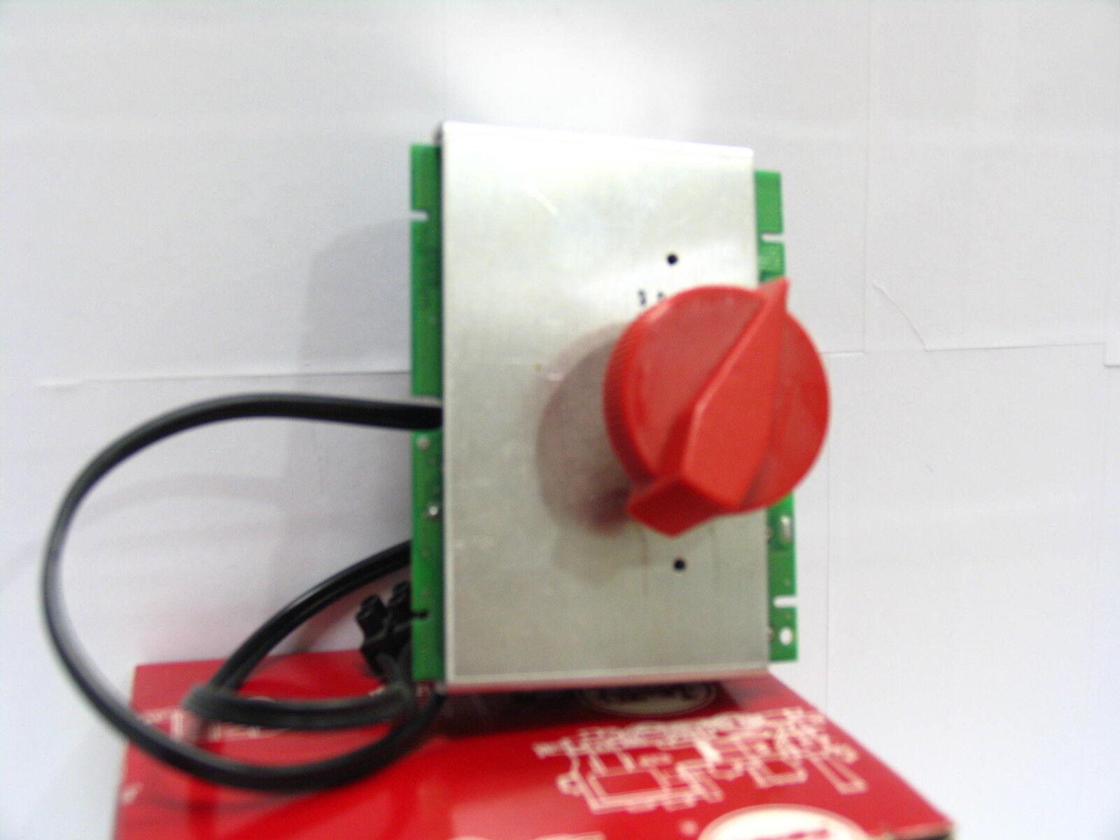 LGB G 52121 elektronischer elektronischer elektronischer Einbau-Fahrregler OVP (N604) 679f49