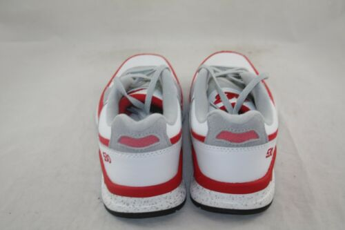 NEW BALANCE KL530RGG  WHITE//RED// GREY BIG KIDS SNEAKERS NEW