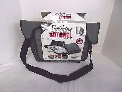 Royal & Langnickel Sketching Satchel Artist Pack Set, Art Supplies Messenger Bag