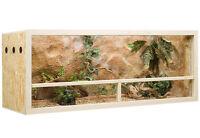 Holz Terrarium 100 X 40 X 50 Cm Aus Osb
