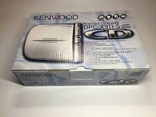 KENWOOD DPC-X311-S  Portable CD PLAYER  - DISCMAN - Like New!