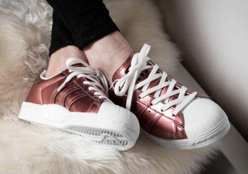 new arrival 04168 cfec2 Superstar Boost Metallic para Copper Asphaltgold Bb2270 Adidas mujer  Original UvxTqw5
