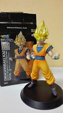 DRAGON BALL Z GOKU GOKOU SS BLACK BOX HQ DX FIGURE FIGURA HQDX