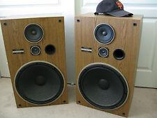 Pioneer 3 Way Speaker System CS-G403 Vintage