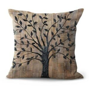 US Seller pillow covers for couch tree of life celtic knotwork cushion cover