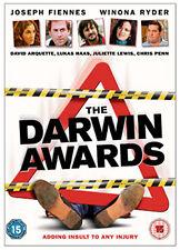 DVD:THE DARWIN AWARDS - NEW Region 2 UK