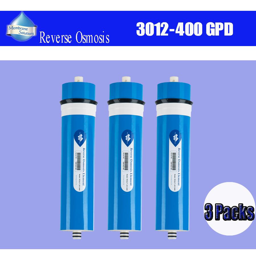 3012-400 Aquatic RO Membrane Filter Reverse Osmosis Housing Purifier Drinking