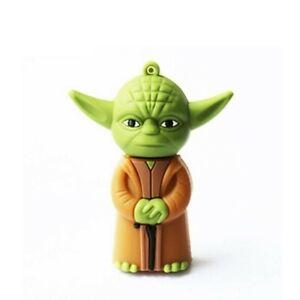 Cle-USB-64-Go-Memory-Stick-Cle-USB-64-GB-Star-Wars-Yoda