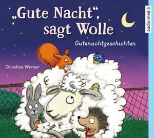 034-Gute-Nacht-034-sagt-Wolle-Christine-Werner-Stefan-Wilkening-2019-deutsch
