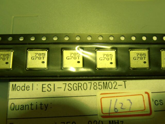 Min HITACHI METALS ESI-7SGR0785M02-T   7x7mm 750-820Mhz Microwave Isolator 10dB