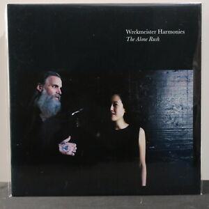 WREKMEISTER-HARMONIES-039-The-Alone-Rush-039-Ltd-Edition-GREY-Vinyl-LP-NEW-SEALED